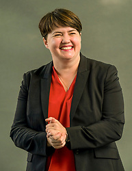 Edinburgh Book Festival, Tuesday, 13th August 2019<br /> <br /> Pictured: Scottish Conservative leader Ruth Davidson <br /> <br /> Alex Todd | Edinburgh Elite media