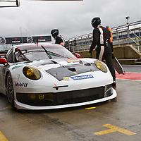 #91 Porsche 911 RSR, Type 991 (drivers: Bergmeister, Pilet, Bernhard) at the Silverstone 6h 2013