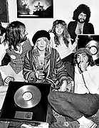 Fleetwood Mac, Road Managers House West Los Angeles, 1975