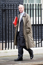 © London News Pictures. 01/11/2011. London, UK. Minister of State for Universities and Science David Willetts arriving at 10 Downing Street this morning (01/11/2011) for a cabinet meeting. Photo credit: Ben Cawthra/LNP