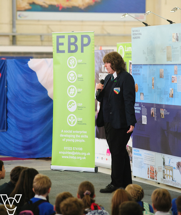 EBP/RAF Scampton Red Stem event 2016.<br /> <br /> Rebecca Hedge<br /> <br /> Picture: Chris Vaughan/Chris Vaughan Photography<br /> Date: June 13, 2016