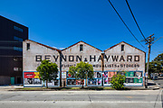 beynon & hayward warehouse, petersham