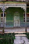 House in San Miguel de los Banos, Matanzas, Cuba.