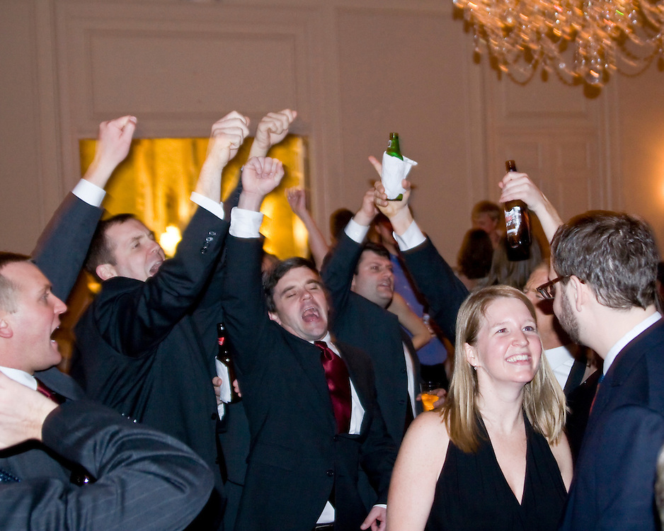 Photographs from Tom and Christie's wedding in Charlottesville, VA.