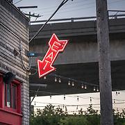 Georgetown neighborhood in Seattle, WA.  Photo by Alabastro Photography