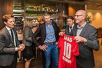 ALKMAAR - 15-10-2016, AZ - Vitesse, AFAS Stadion, 2-2,