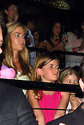 EXCLUSIVE: Denise Richards takes her daughters to the Macklemore and Ryan Lewis LA Concert presented by T-Mobile<br />