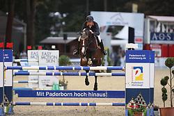 Rieskamp-Goedeking, Tim (GER) Zenita Bo<br /> Paderborn - Paderborn Challenge 2016<br /> © www.sportfotos-lafrentz.de