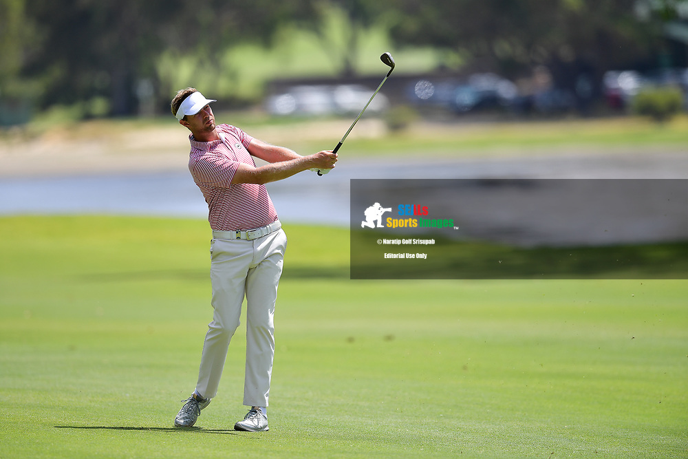 PERTH, AUSTRALIA - FEBRUARY 16: Ben Evans (ENG) on the 3rd fairway during the 3rd round of the ISPS Handa World Super 6, Lake Karrinyup Country Club, Perth, Western Australia, on February 16, 2019. <br /> .<br /> .<br /> .<br /> (Photo by: Naratip Golf Srisupab/SEALs Sports Images)<br /> .<br /> Any image use must include a mandatory credit line adjacent to the content which should read: Naratip Golf Srisupab/SEALs Sports Images