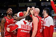 Pallacanestro Trieste<br /> Carpegna Prosciutto Basket Pesaro - Allianz Pallacanestro Trieste<br /> Campionato serie A 2019/2020 <br /> Pesaro 5/01/2020<br /> Foto M.Ciaramicoli // CIAMILLO-CASTORIA