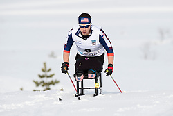 MASTERS Oksana, USA, Long Distance Cross Country, 2015 IPC Nordic and Biathlon World Cup Finals, Surnadal, Norway