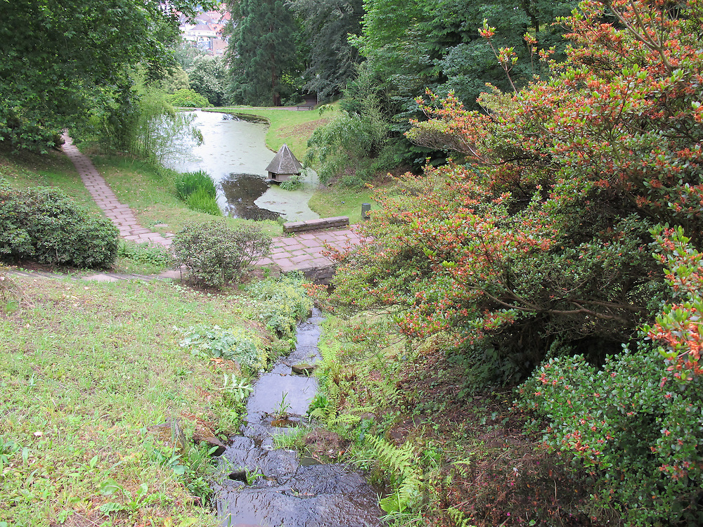 The city park of Baden-Baden. Photo: Tuuli Sauren / Inspirit International Communications
