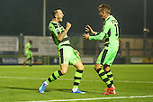 Forest Green Rovers v Eastleigh 130916