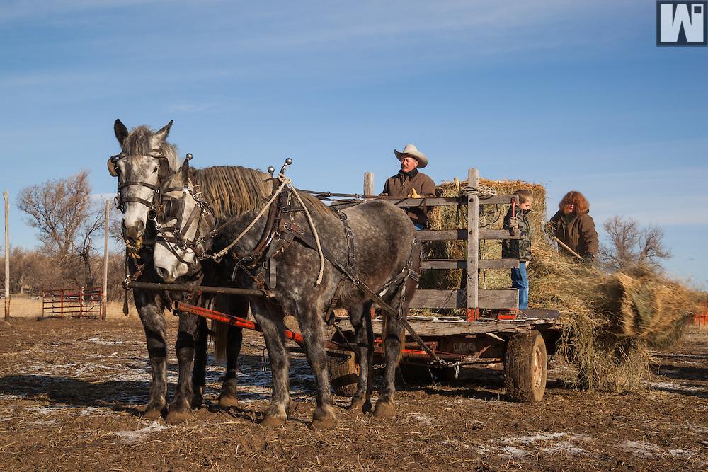 Cushman Ranch, Lusk, WY