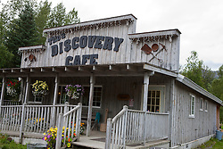 Tito's Discovery Cafe, Hope, Alaska, United States of America