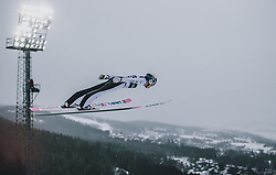 10.03.2020, Lysgards Schanze, Lillehammer, NOR, FIS Weltcup Skisprung, Raw Air, Lillehammer, Herren, im Bild Ryoyu Kobayashi (JPN) // Ryoyu Kobayashi of Japan during men's 2nd Stage of the Raw Air Series of FIS Ski Jumping World Cup at the Lysgards Schanze in Lillehammer, Norway on 2020/03/10. EXPA Pictures © 2020, PhotoCredit: EXPA/ JFK