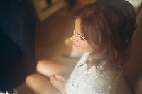 A rare colour shot through my Leica, the lovely glow created by this ancient 50mm lens is fantastic
