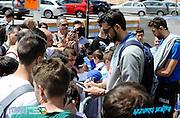 DESCRIZIONE: Folgaria Ritiro Nazionale Italiana Maschile Senior - Autografi<br /> GIOCATORE: Riccardo Cervi<br /> CATEGORIA: Nazionale Maschile Senior<br /> GARA: Folgaria Ritiro Nazionale Italiana Maschile Senior - Autografi <br /> DATA: 11/06/2016<br /> AUTORE: Agenzia Ciamillo-Castoria
