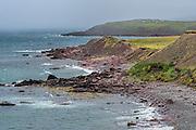 St. Brydes Shoreline