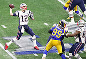 Feb 3, 2019-NFL-Super Bowl LIII-New England Patriots vs Los Angeles Rams