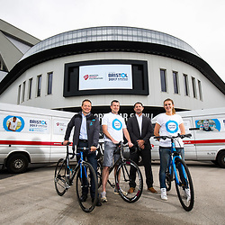 European City of Sport Partnership Shoot