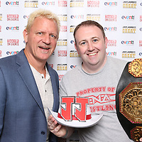 HOOKED ON EVENTS Jeff Jarrett Scotland
