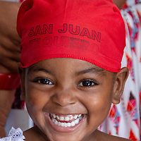 La fiesta de San Juan de Curiepe (24 de junio) es una celebración afrodescendiente que se celebra en Curiepe, un pueblo ubicado en Barlovento, Venezuela. Rinde homenaje a la imagen de San Juan Bautista, con una serie de rituales de música (tambores) y danza que se realizan desde la medianoche del 23 hasta la tarde del 25 de junio de cada año. Venezuela. <br /> <br /> The feast of St. John of Curiepe (June 24) is an Afro-descendant celebration held in Curiepe, a town located in Barlovento, Venezuela. It pays tribute to the image of St. John the Baptist, with a series of rituals of music (drums) and dance that are performed from midnight on the 23rd until the afternoon of June 25th each year. Venezuela.