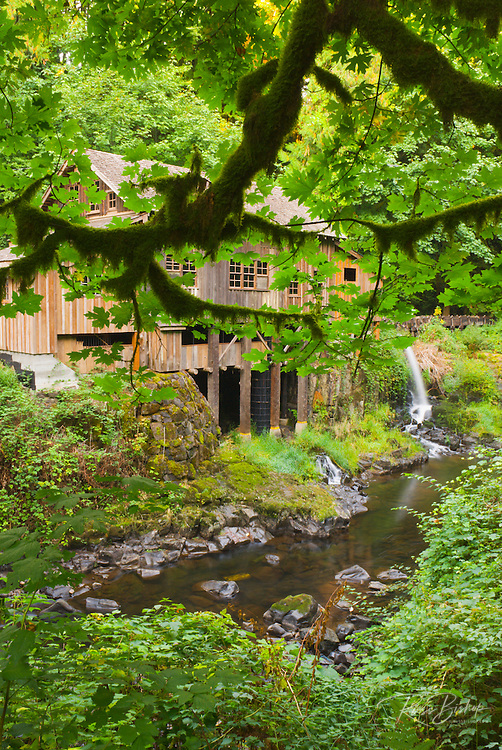 Cedar Creek Grist Mill, Clark County, Washington
