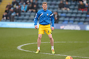 Lee Mansell of Bristol Rovers during the Sky Bet League 2 match between Wycombe Wanderers and Bristol Rovers at Adams Park, High Wycombe, England on 27 February 2016. Photo by Dennis Goodwin.
