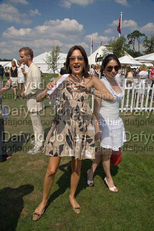 2008 Cartier International Polo Day, Guards Polo Club. Windsor.  July 27, 2008 in Windsor ASTRID MUNOZ, 2008 Cartier International Polo Day, Guards Polo Club. Windsor.  July 27, 2008 in Windsor *** Local Caption *** -DO NOT ARCHIVE-© Copyright Photograph by Dafydd Jones. 248 Clapham Rd. London SW9 0PZ. Tel 0207 820 0771. www.dafjones.com. -DO NOT ARCHIVE-© Copyright Photograph by Dafydd Jones. 248 Clapham Rd. London SW9 0PZ. Tel 0207 820 0771. www.dafjones.com.