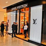 NLD/Amsterdam/20100901 - Opening Louis Vuitton instore in de Bijenkorf
