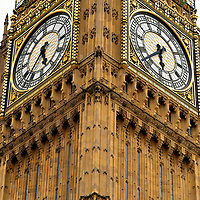 Palace of Westminster and Big Ben History in London, England <br />