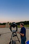 John Glenn Astronomy Park in Hocking Hills.