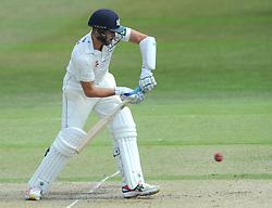 Jack Taylor of Gloucestershire - Photo mandatory by-line: Dougie Allward/JMP - Mobile: 07966 386802 - 09/07/2015 - SPORT - Cricket - Cheltenham - Cheltenham College - LV=County Championship 2