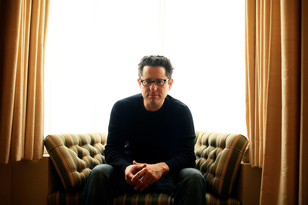 Director of Mission Impossible 3, JJ Abrams...photo by Mark Chilvers.