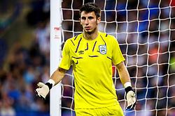 Kamil Grabara of Huddersfield Town - Mandatory by-line: Robbie Stephenson/JMP - 05/08/2019 - FOOTBALL - The John Smith's Stadium - Huddersfield, England - Huddersfield Town v Derby County - Sky Bet Championship