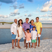 Waycaster Family Beach Photos