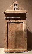 Stele of Seba, scribe of the treasury of the god Ptah New Kingdom 19 Dynasty around 1250 BC Memphis, limestone.