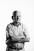 Charles E. Baer<br /> Army<br /> O-2<br /> Transportation<br /> Jan. 1955 - June 1957<br /> <br /> <br /> Veterans Portrait Project<br /> San Antonio, TX