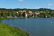 Nieder-Werbe am Edersee, Nordhessen, Hessen, Deutschland | Nieder-Werbe at Lake Eder, Hesse, Germany