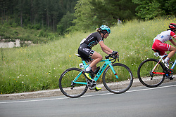 Susanna Zorzi (ITA) of Drops Cycling Team rides mid-pack during Stage 3 of the Emakumeen Bira - a 77.6 km road race, starting and finishing in Antzuola on May 19, 2017, in Basque Country, Spain. (Photo by Balint Hamvas/Velofocus)