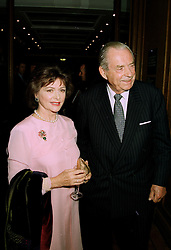 The EARL & COUNTESS OF DUDLEY at a party <br /> in London on 16th 1997.LZJ 66