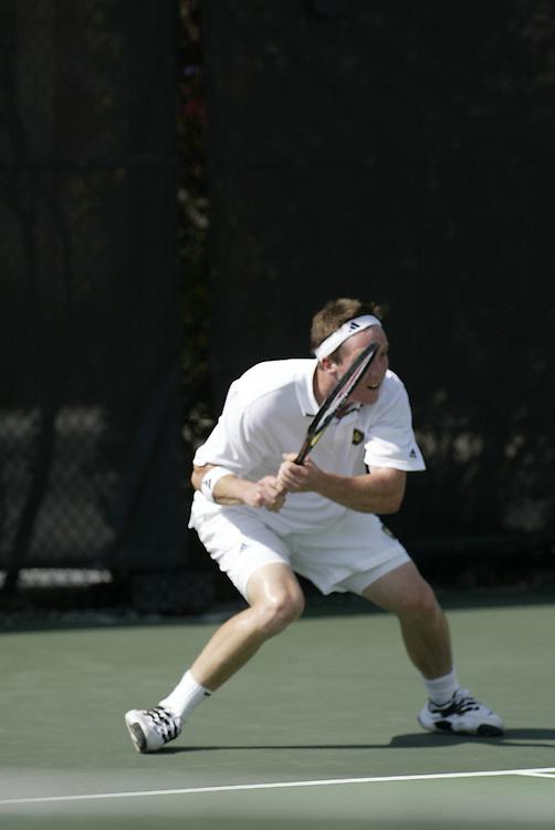 2002 Notre Dame Men's Tennis