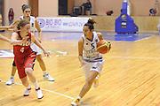 Cile 23/07/2011<br /> Campionato Mondiale Femminile U19<br /> Italia-Canada<br /> nella foto: Debora Carangelo<br /> foto ciamillo-castoria