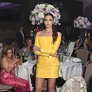 Julia Sinitsina attend the Grand Final MISS USSR UK 2019 at Hilton Hotel Park Lane on 27 April 2019, London, UK.