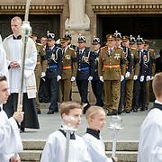 LUX/Luxemburg/20190504 -  Funeral<br /> of HRH Grand Duke Jean, Uitvaart Groothertog Jean,