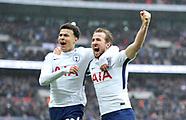 Tottenham Hotspur v Arsenal 10/02/18