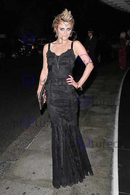 LONDON - SEPTEMBER 20: Bo Bruce attended 'Fashion For The Brave' at The Dorchester Hotel, Park Lane, London, UK. September 20, 2012. (Photo by Richard Goldschmidt)