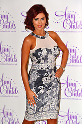 Amy Childs' Collection launch and photocall.  Former TOWIE star turned clothing designer and model, launches her fourth clothing collection, this time for spring/summer 2013.  The Millennium Hotel, London, United Kingdom, January 30, 2013. Photo by Nils Jorgensen / i-Images..