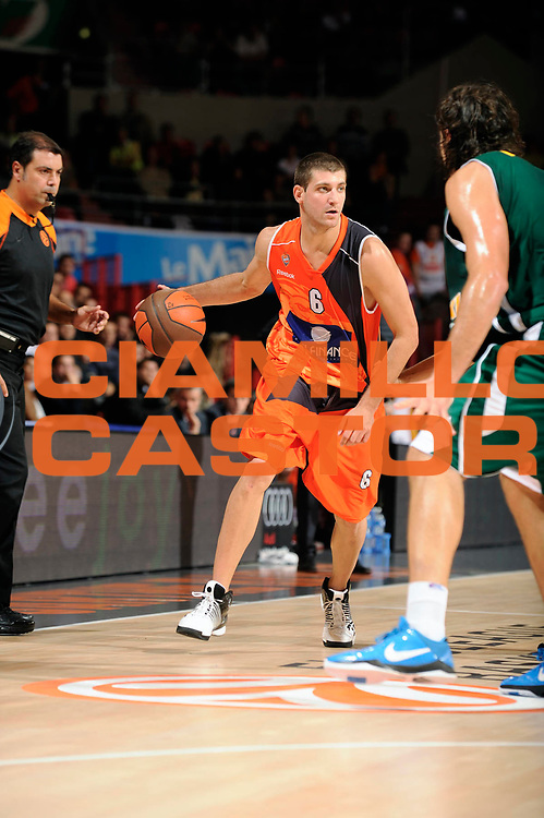 DESCRIZIONE : Tour Preliminaire Qualification Euroleague Aller<br /> GIOCATORE : DIOT Antoine<br /> SQUADRA : Le Mans<br /> EVENTO : France Euroleague 2010-2011<br /> GARA : Le Mans BC Khimki <br /> DATA : 05/10/2010<br /> CATEGORIA : Basketball Euroleague<br /> SPORT : Basketball<br /> AUTORE : JF Molliere par Agenzia Ciamillo-Castoria <br /> Galleria : France Basket 2010-2011 Action<br /> Fotonotizia : Euroleague 2010-2011 Tour Preliminaire Qualification Euroleague Aller<br /> Predefinita :